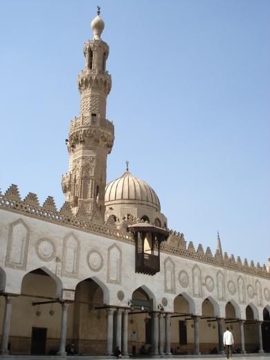 Al-Azhar_University_Minaret